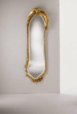 Antoni Gaudi wall mirror