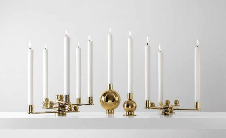 BD Barcelona REmix volume 1 candle holder