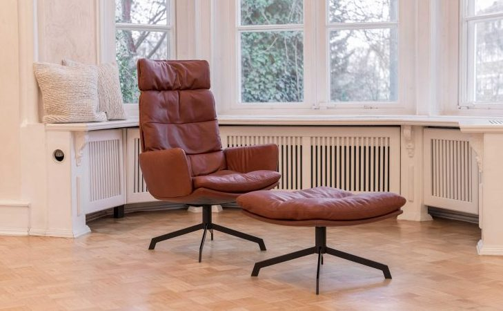 KFF Arva lounge chair